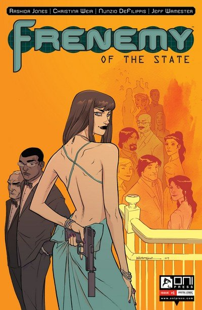 Frenemy of the State #1 – 5 (2010-2011)