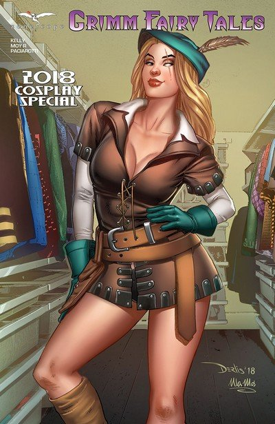 Grimm Fairy Tales – 2018 Cosplay Special