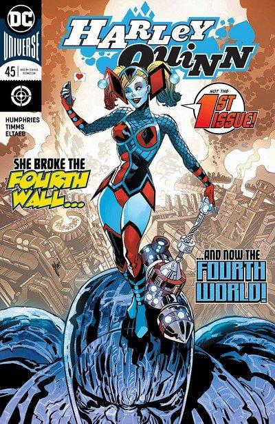Harley Quinn #45 (2018)