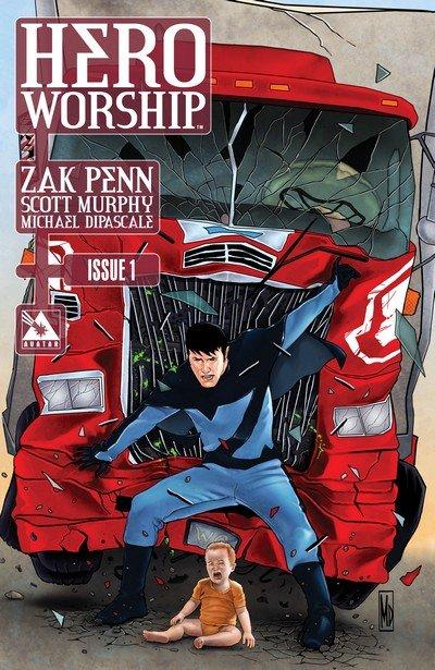 Hero Worship #1 – 6 (2012)