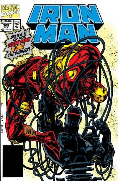 Iron Man-War Machine – Hands of the Mandarin (Story Arc) (1994-1995)