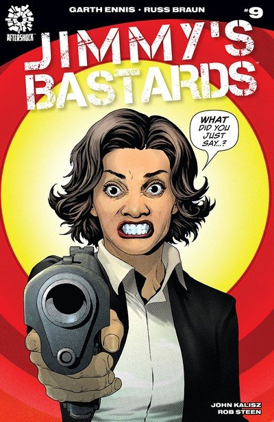 Jimmy's Bastards #9 (2018)