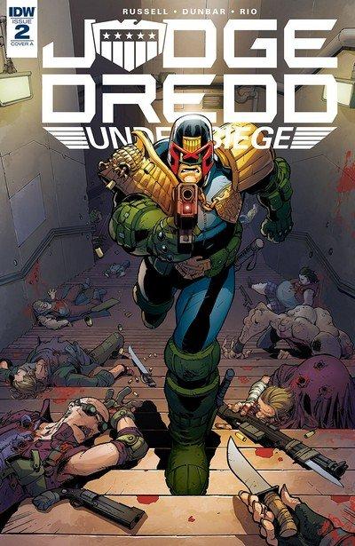 Judge Dredd – Under Siege #2 (2018)