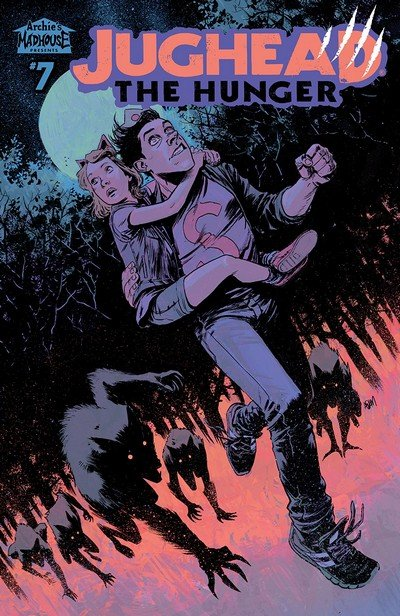 Jughead – The Hunger #7 (2018)