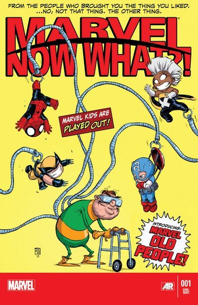 Marvel – Now What #1 (2013)