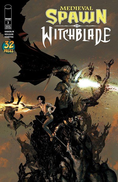 Medieval Spawn & Witchblade #3 (2018)