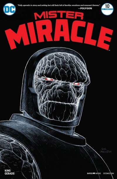 Mister Miracle #10 (2018)