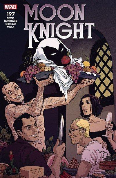 Moon Knight #197 (2018)