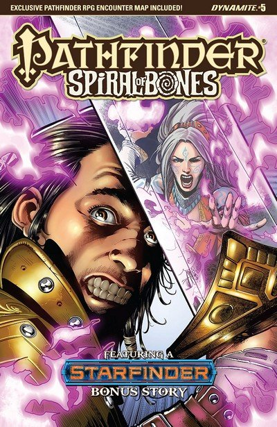 Pathfinder – Spiral Of Bones #5 (2018)