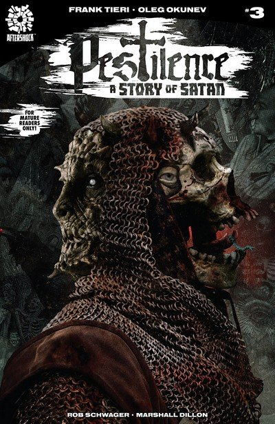 Pestilence – Story Of Satan #3 (2018)