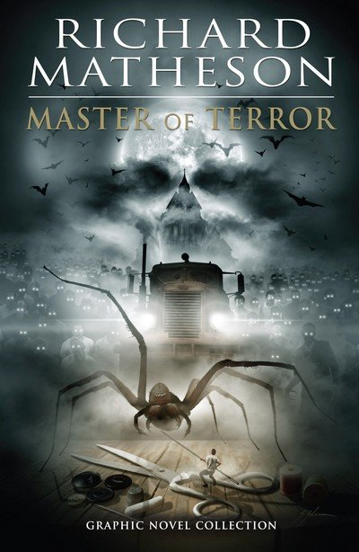 Richard Matheson – Master of Terror Graphic Novel Collection (2016)