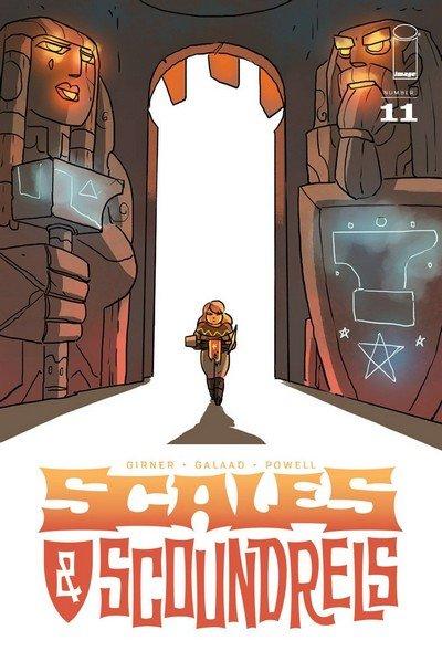 Scales & Scoundrels #11 (2018)