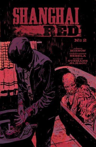 Shanghai Red #2 (2018)