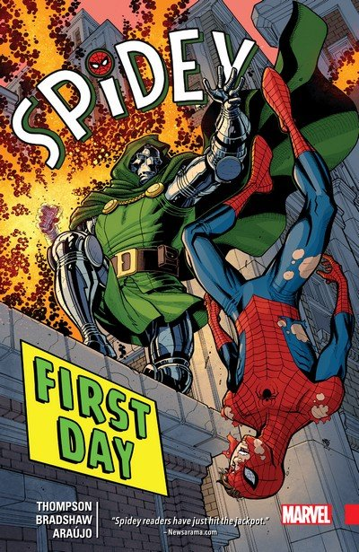 Spidey Vol. 1 – First Day (TPB) (2016)