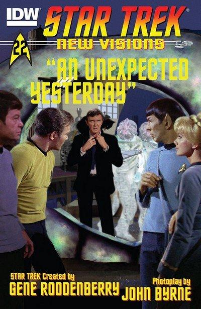 Star Trek – New Visions #22 (2018)
