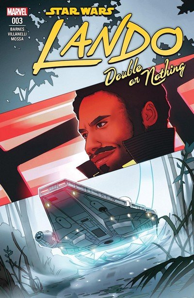 Star Wars – Lando – Double Or Nothing #3 (2018)