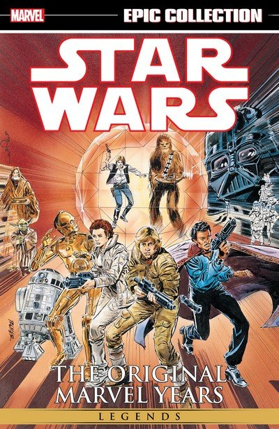 Star Wars Legends Epic Collection – The Original Marvel Years Vol. 3 (TPB) (2018)