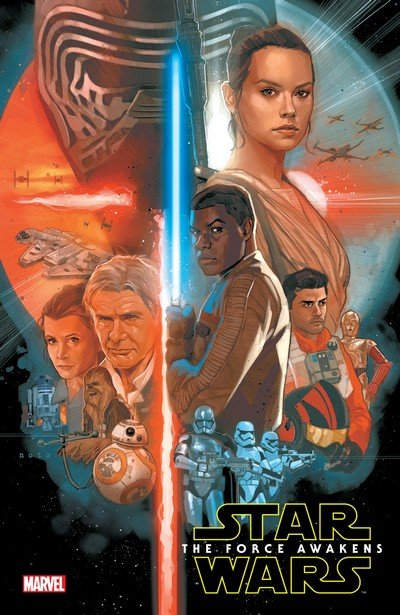 Star Wars – The Force Awakens Graphic Novel (2017)