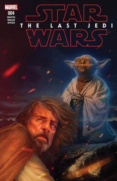 Star Wars – The Last Jedi Adaptation #4 (2018)
