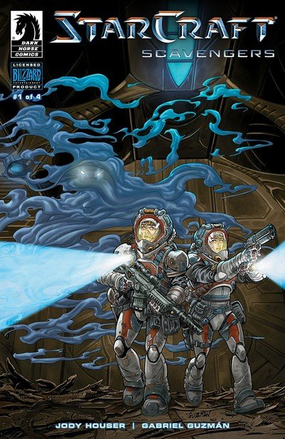 StarCraft – Scavengers #1 (2018)