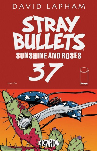 Stray Bullets – Sunshine And Roses #37 (2018)
