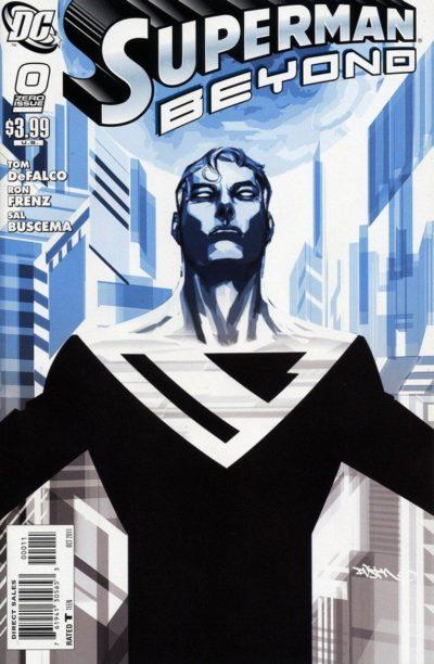 Superman Beyond #0 – 20 (2011-2013)