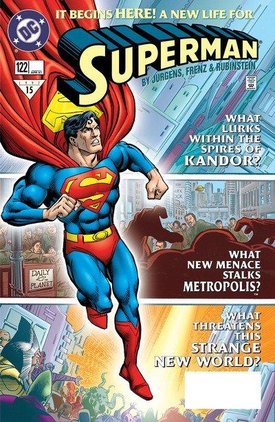 Superman Blue (Story Arc) (1997)