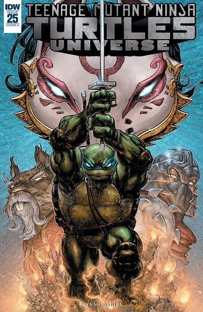 Teenage Mutant Ninja Turtles Universe #25 (2018)