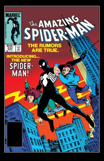 The Amazing Spider-Man – Alien Costume Saga (Story Arc) (1984-1985)