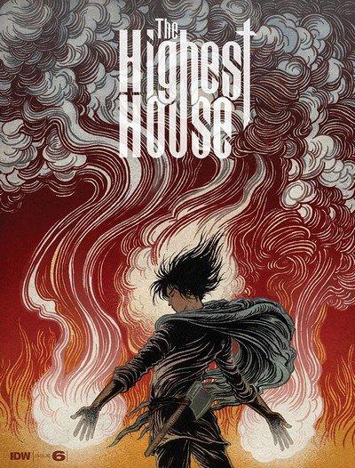 The Highest House #6 (2018)