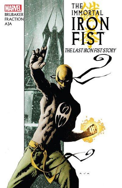The Immortal Iron Fist Vol. 1 (TPB) – Vol. 1 – 5 (2007-2009)