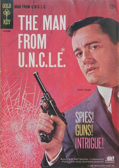 The Man from U.N.C.L.E (Collection) (1965-2016)