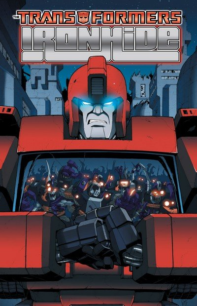 The Transformers – Ironhide (TPB) (2010)