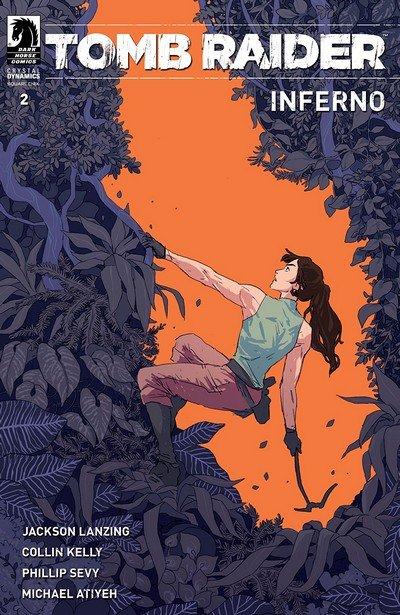 Tomb Raider – Inferno #2 (2018)