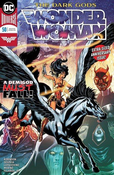 Wonder Woman #50 (2018)