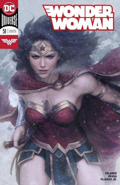 Wonder Woman #51 (2018)