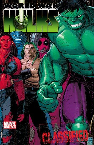 World War Hulks (Story Arc) (2010)