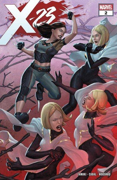 X-23 #2 (2018)