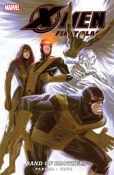 X-Men – First Class Vol. 2 – Band of Brothers (TPB) (2008)