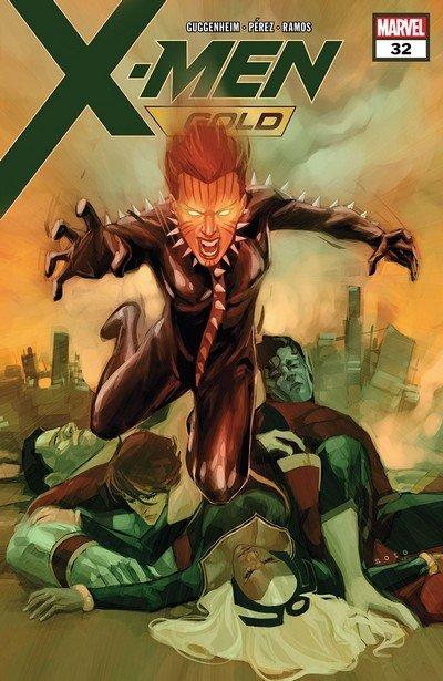 X-Men Gold #32 (2018)