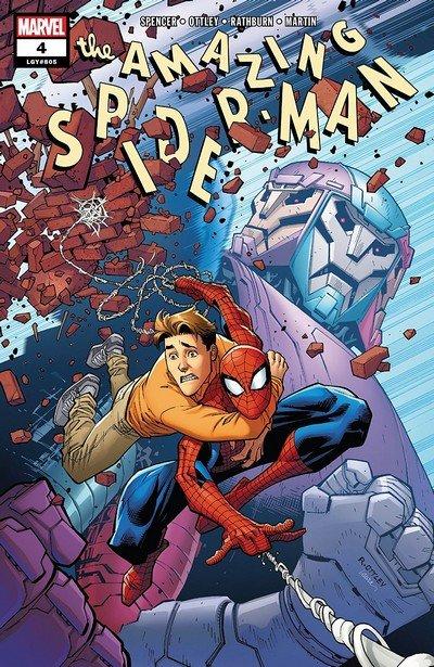 Amazing Spider-Man #4 (2018)
