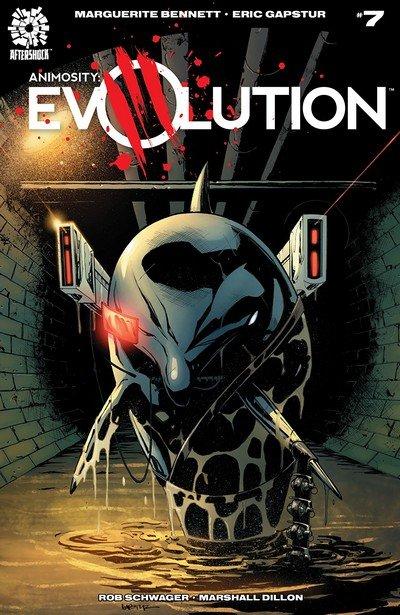 Animosity – Evolution #7 (2018)