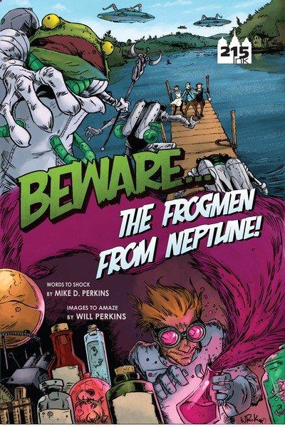 Beware #1 – 3 (2013-2014)