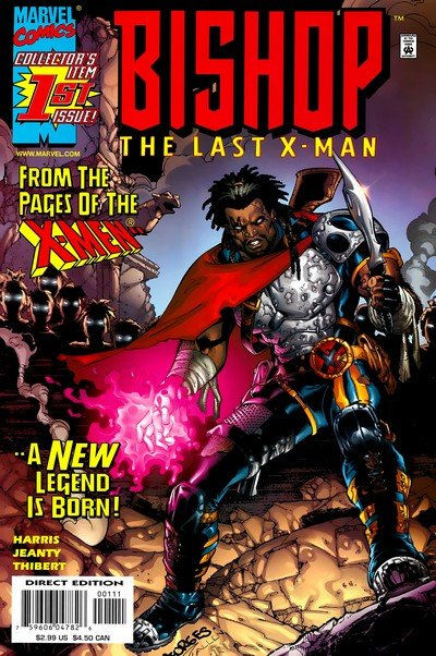 Bishop – The Last X-Man #1 – 16 (1999-2001)