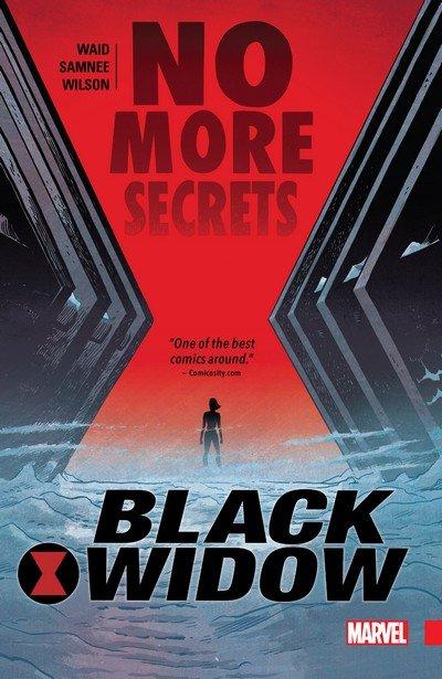Black Widow Vol. 2 – No More Secrets (TPB) (2017)