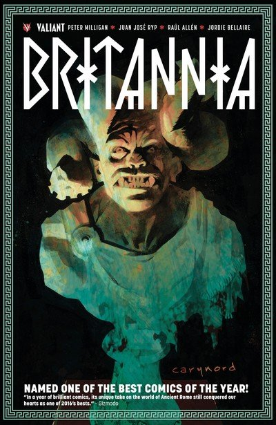 Britannia Vol. 1 (TPB) (2017)