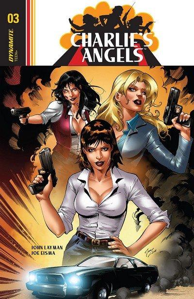 Charlie's Angels #3 (2018)