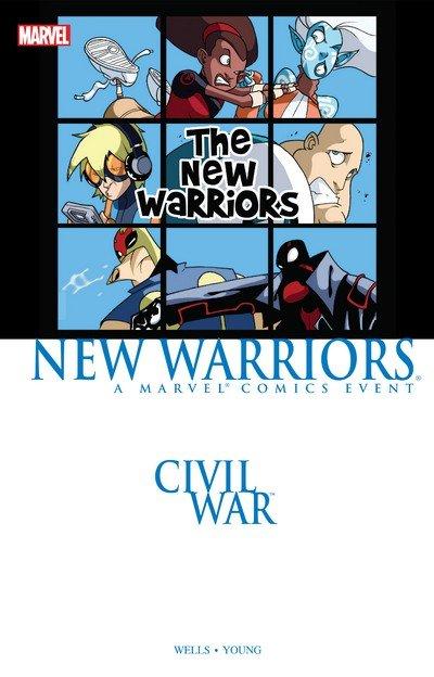 Civil War Prelude – New Warriors (TPB) (2015)