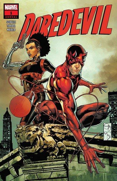 Daredevil Annual #1 (2018)