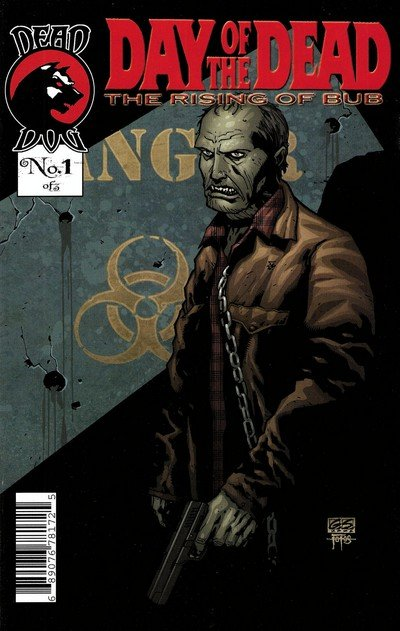 Day of the Dead – The Rise of Bub #1 (2006)